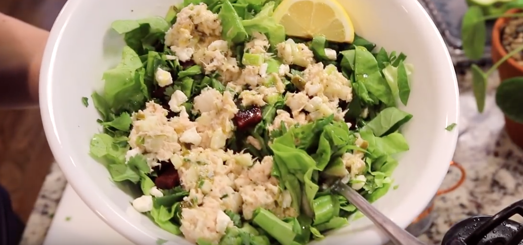 Tuna Salad Nikki Phillippi